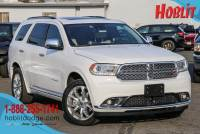 2017 Dodge Durango Citadel AWD Hemi w/ Technology Group