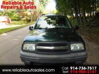 2004 Chevrolet Tracker ZR2 4WD