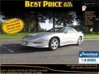 1996 Pontiac Firebird T/A