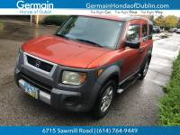 Used 2003 Honda Element EX For Sale Dublin OH | Stock# A4789A