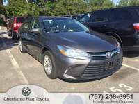 Pre-Owned 2015 Toyota Camry LE FWD 4D Sedan
