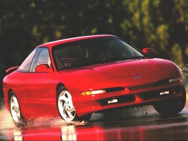 Photo Used 1997 Ford Probe GT near Denver, CO