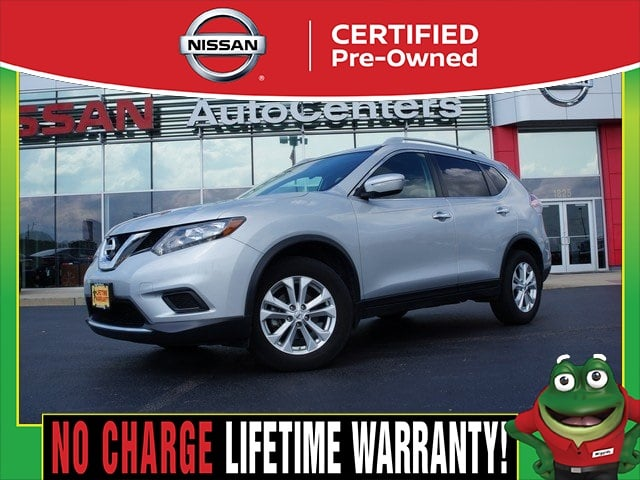 Photo Certified Used 2015 Nissan Rogue SV - CERTIFIED PRE OWNED For Sale