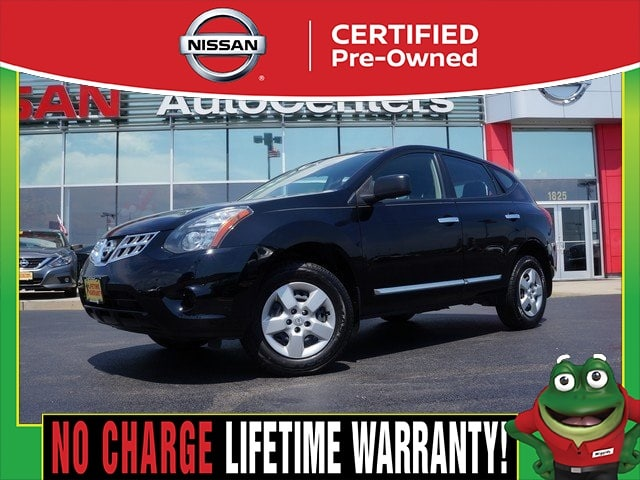 Photo Certified Used 2014 Nissan Rogue Select S - CERTIFIED PRE OWNED For Sale
