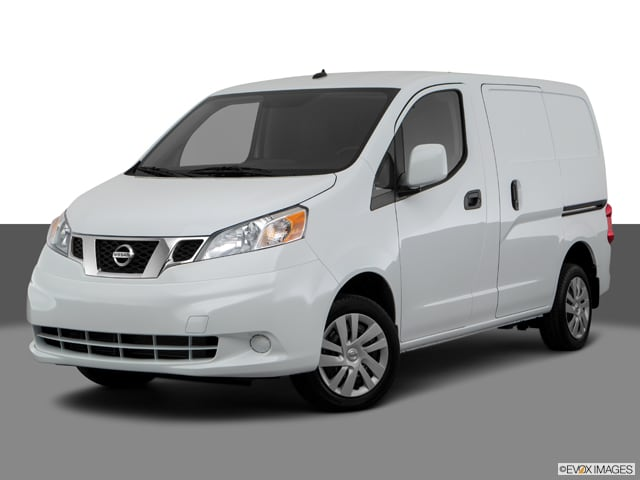 Photo Used 2018 Nissan NV200 SV Van Compact Cargo Van for sale in Concord CA