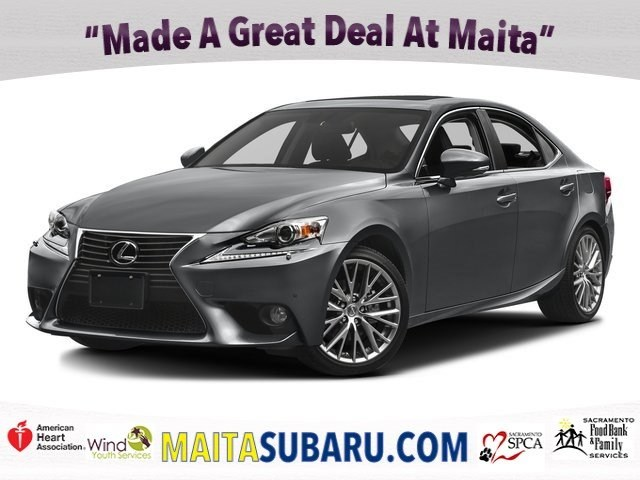 Photo Used 2015 LEXUS IS 250 250 Available in Sacramento CA