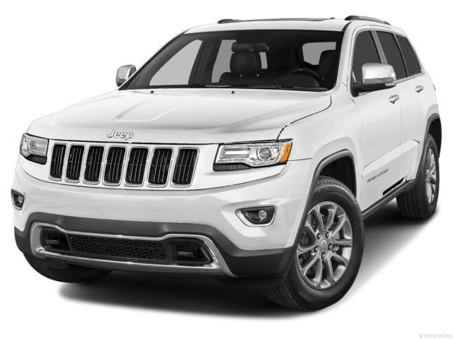Photo 2014 Jeep Grand Cherokee Limited 4x4 Sport Utility