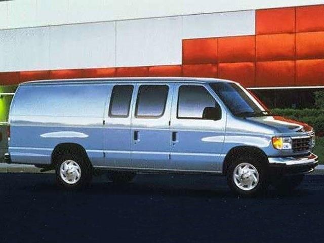 Photo Used 1996 Ford E-350 Base Van Cargo Van near South Bend  Elkhart