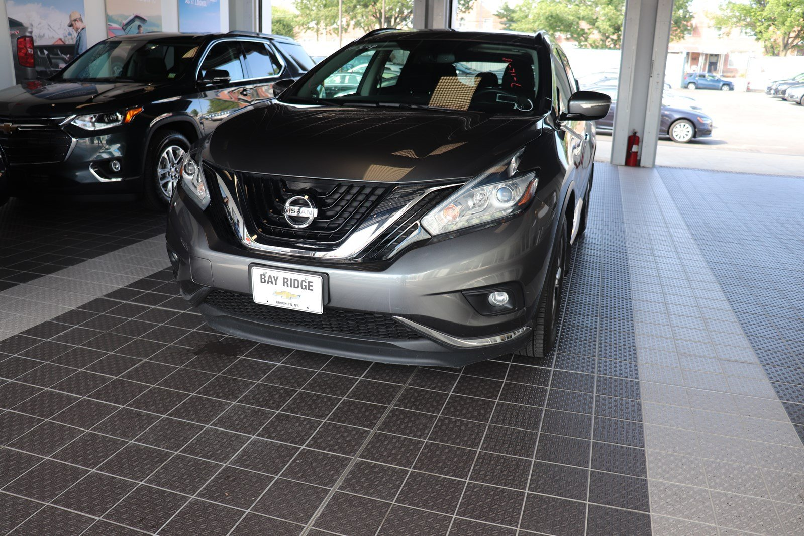 Photo 2015 Nissan Murano SV For Sale in Brooklyn NY