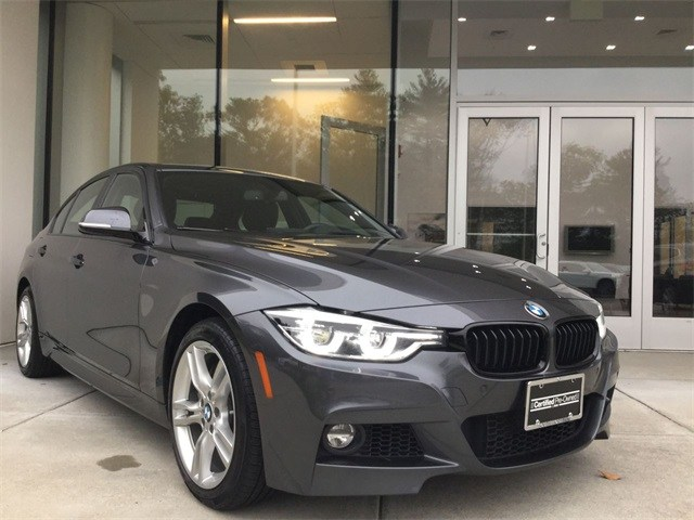 Photo Certified 2016 BMW 3 Series 340i xDrive for sale in MA