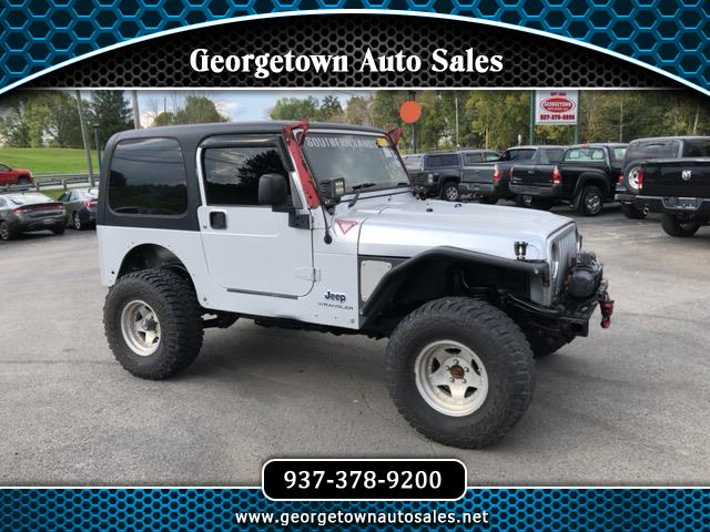 Photo 2006 Jeep Wrangler 2dr Sport Right Hand Drive