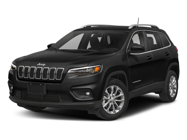 Photo 2019 Jeep Cherokee Latitude Plus - Jeep dealer in Amarillo TX  Used Jeep dealership serving Dumas Lubbock Plainview Pampa TX