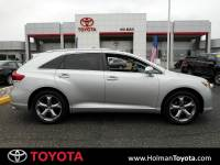 2013 Toyota Venza XLE V6 4WD Crossover All-wheel Drive