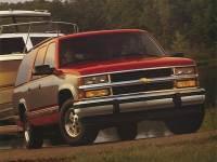 1994 Chevrolet Suburban 1500 Cheyenne SUV