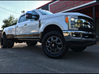 2017 Ford F-350 SD KING RANCH CREW CAB LONG BED 4WD CUSTOM LEVELED