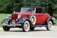 1934 Plymouth PE Cabriolet Beautiful Restoration