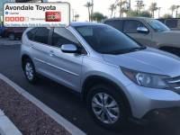 Pre-Owned 2013 Honda CR-V EX FWD SUV Front-wheel Drive in Avondale, AZ