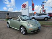 Used 2008 Volkswagen Beetle SE Convertible FWD For Sale in Houston