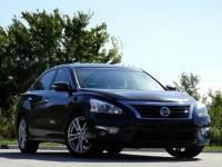 Certified 2014 Nissan Altima 3.5 SL Sedan For Sale in Frisco TX