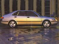 1997 Saab 900 S FWD 2D Hatchback