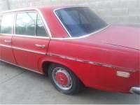 1971 Mercedes 250 Project