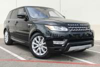Certified Pre-Owned 2016 Land Rover Range Rover Sport V6 HSE Four Wheel Drive SUV