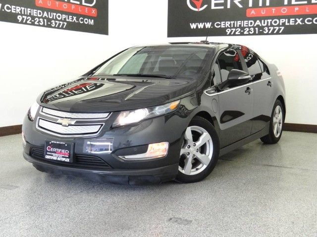 Photo 2015 Chevrolet Volt ELECTRIC HEATED LEATHER SEATS PARK ASSIST REMOTE ENGINE START KEYLESS ENTRY