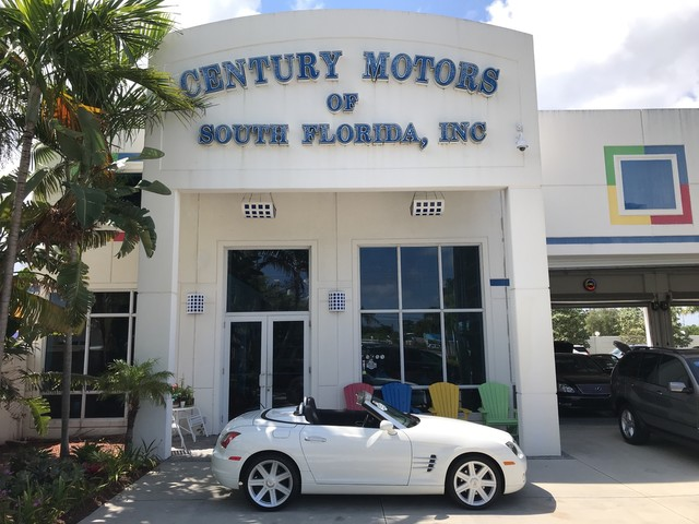 Photo 2005 Chrysler Crossfire Limited Leather Heated Seats Power Top 1 Owner