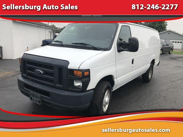 Photo 2011 Ford E-350 Extended Van 3D