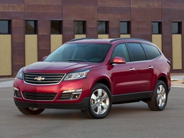 Photo 2013 Chevrolet Traverse 2LT SUV Front-wheel Drive For Sale  Jackson, MI