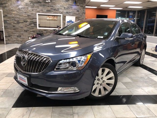 Photo 2015 Buick LaCrosse Premium I AWD