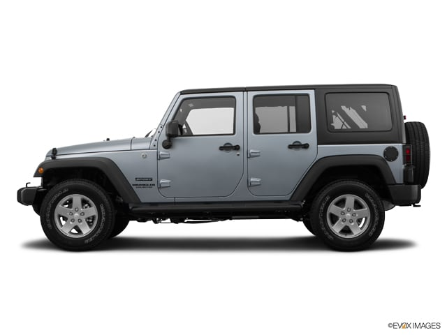 Photo Used 2015 Jeep Wrangler Unlimited Sport 4x4 SUV For Sale Meridian, MS