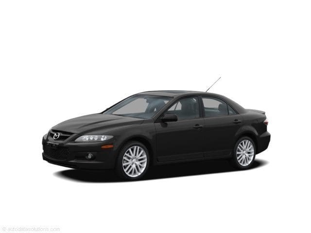 Photo Used 2006 Mazda MazdaSpeed6 For Sale in St. Cloud, MN
