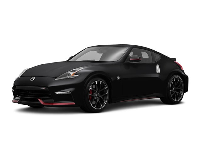 Photo Used 2016 Nissan 370Z Nismo Tech Coupe For Sale in Asheville, NC