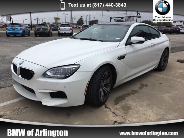 Photo Used 2014 BMW M6 Rear-wheel Drive in Arlington