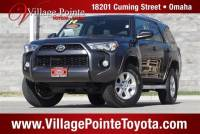 2014 Toyota 4Runner SR5 SUV 4WD for sale in Omaha