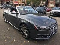Used 2015 Audi S5 3.0T Cabriolet in Pittsburgh