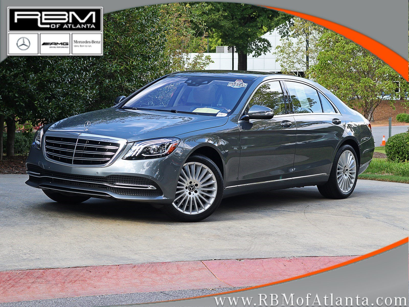 Photo Pre-Owned 2018 Mercedes-Benz S 560
