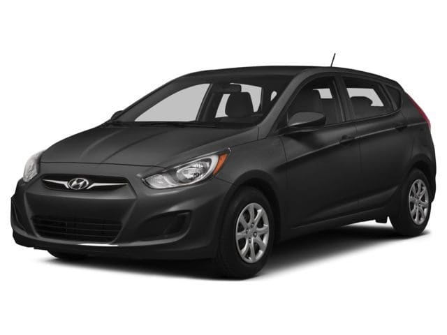 Photo Used 2014 Hyundai Accent GS HB Auto GS For Sale in New London  Near Norwich, CT