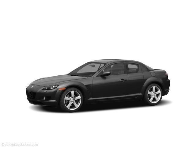 Photo Used 2004 Mazda RX-8 6 Speed Manual Coupe Rear-wheel Drive in Bennington, VT