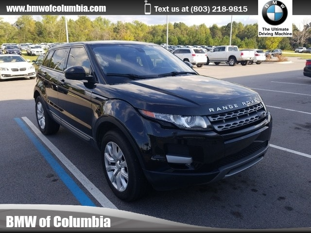 Photo 2015 Land Rover Range Rover Evoque Pure SUV 4x4