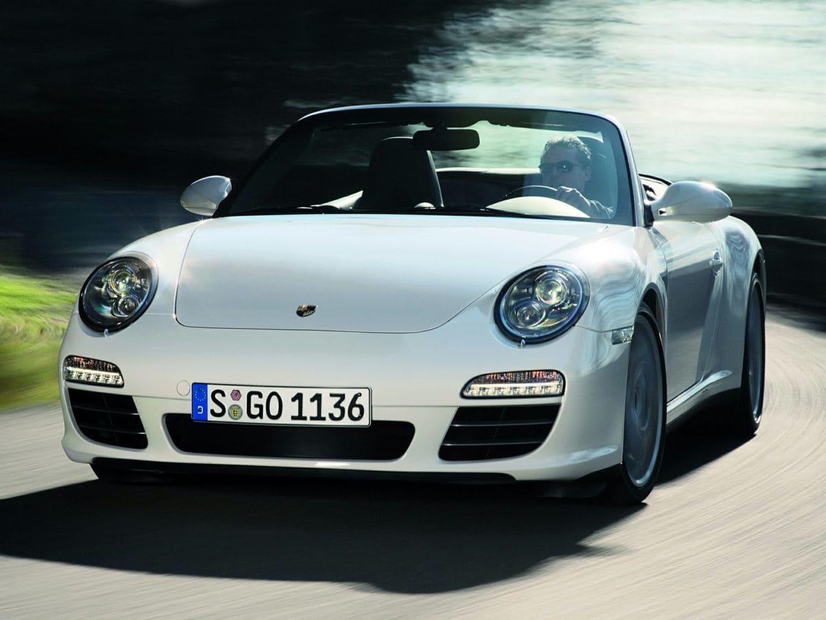 Photo 2012 Porsche 911 Carrera Convertible