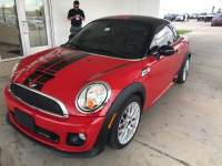 2014 MINI Cooper Coupe John Cooper Works