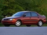1999 Mazda Protege Sedan