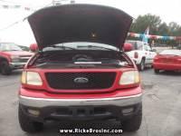2001 Ford F-150 XLT SuperCrew 4WD