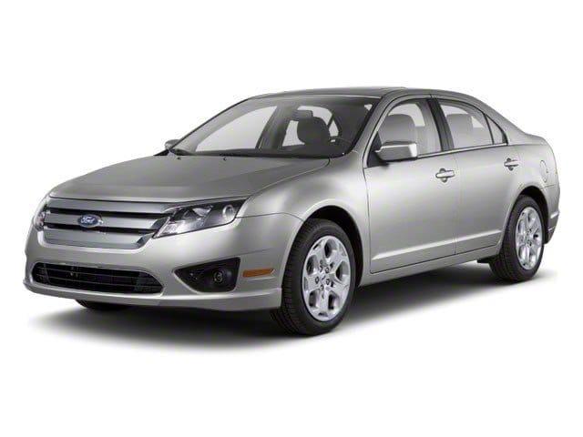 Photo 2012 Ford Fusion Hybrid Hybrid