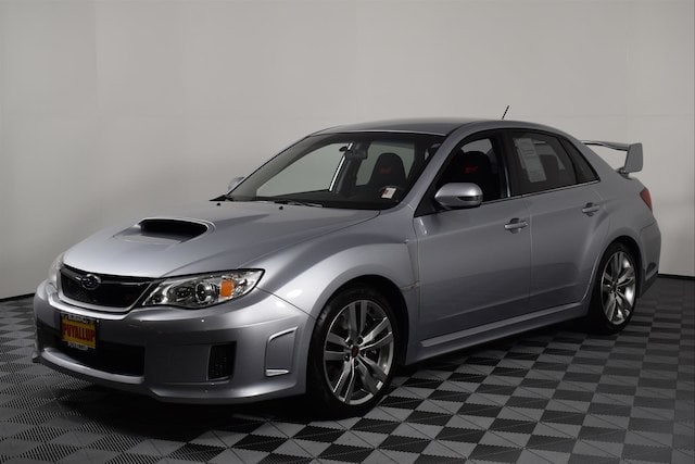 Photo 2013 Subaru Impreza WRX STI wNav for sale near Seattle, WA