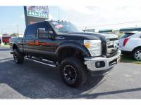 2011 Ford F-250 SD Crew Cab Lifted Lariat 4WD
