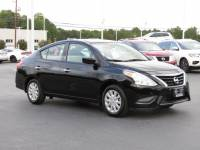 Certified Pre-Owned 2017 Nissan Versa Sedan SV FWD 4dr Car