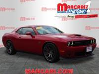 CERTIFIED PRE-OWNED 2015 DODGE CHALLENGER SRT RWD 2D COUPE